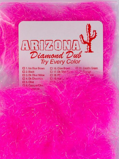 Image of Arizona Diamond Dub - Hot Pink