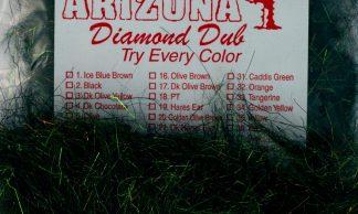 Image of Arizona Diamond Dub - Peacock