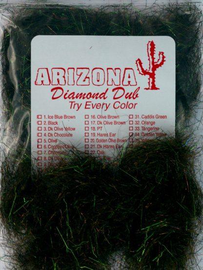Image of Arizona Diamond Dub - Bronze Peacock