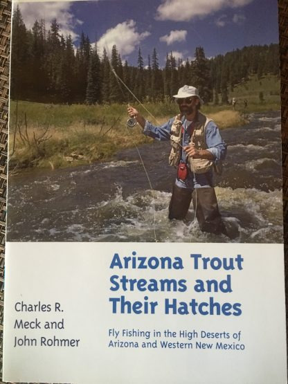 Image of Arizona Trout Streams and Their Hatches