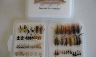 Image of White Mountains Essential Fly Box-The week long selection
