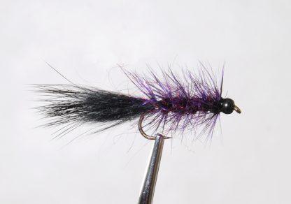 Image of BH Simi Seal Bugger Black/Purple